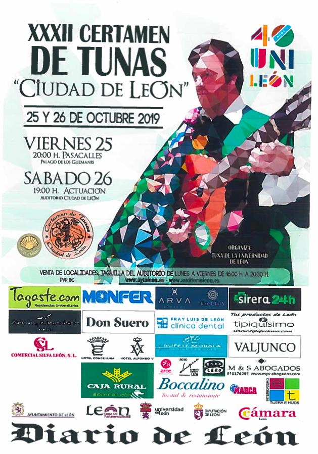 Certamen de Tunas Ciudad de León